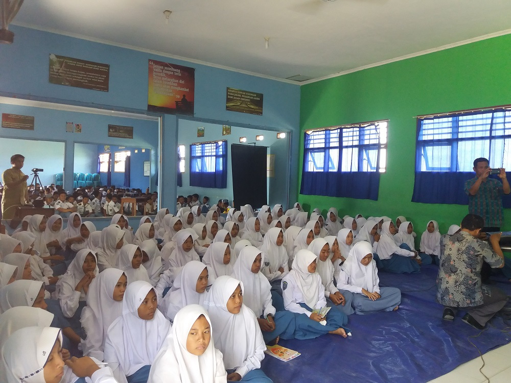 acara penguatan pendidikan anak dan remaja smk negeri 1 kanor