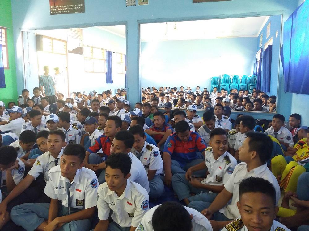 kegiatan penguatan pendidikan anak dan remaja smk negeri 1 kanor